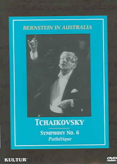 BERNSTEIN IN AUSTRALIA:TCHAIKOVSKY SY BY BERNSTEIN,LEONARD (DVD)