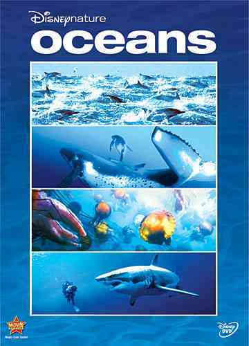 DISNEYNATURE:OCEANS (DVD)